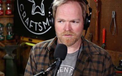 Essential Craftsman Podcast interviews Stephen Steele